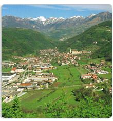 Vízlelőhely - Monti Lessini természetvédelmi övezete